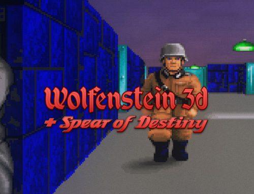 Wolfenstein 3D: Spear of Destiny Free Download