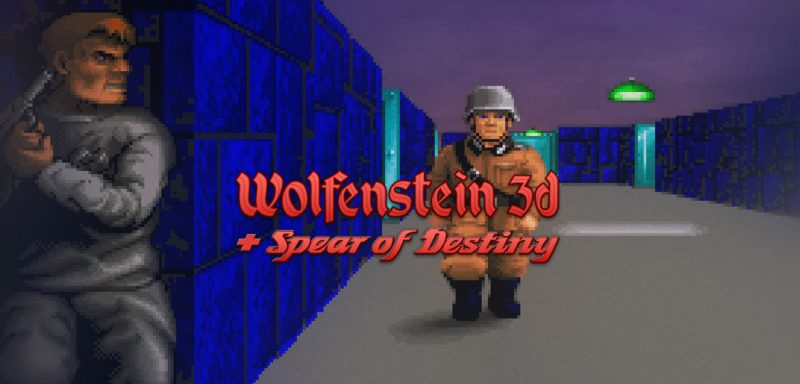 Wolfenstein 3D Spear of Destiny Free Download