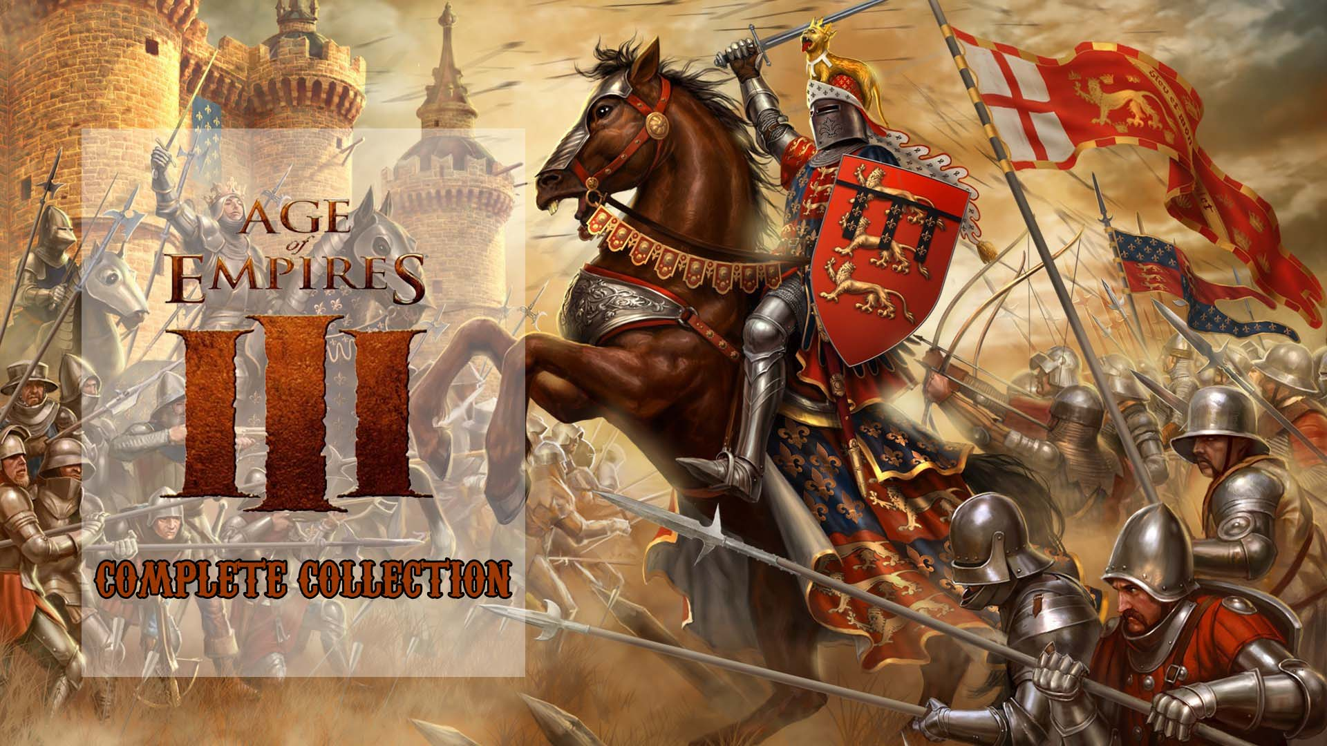 Age Of Empires III Complete Collection-PROPHET
