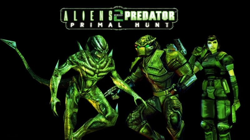 Aliens Versus Predator 2 Primal Hunt Free Download