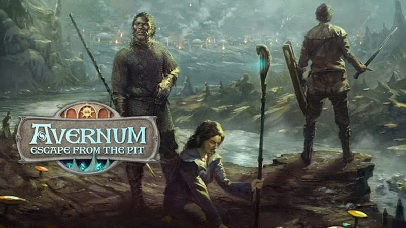 Avernum Escape from the Pit Free Download