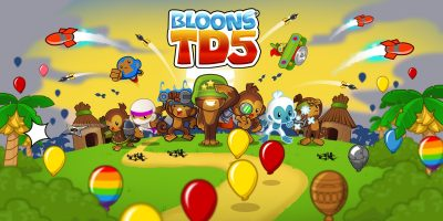 Bloons TD 5 Free Download
