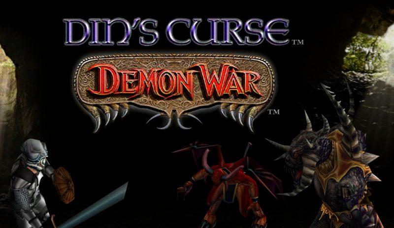 Din's Curse Demon War Free Download