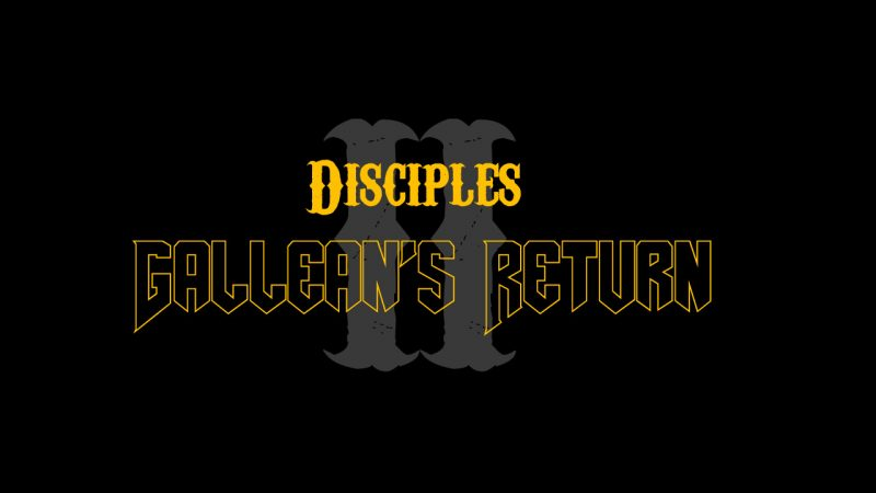 Disciples II Gallean's Return Free Download