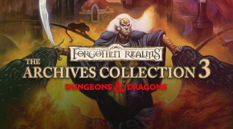 Forgotten Realms The Archives – Collection Three Free Download