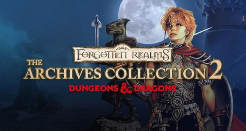 Forgotten Realms The Archives – Collection Two Free Download