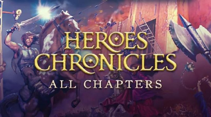 Heroes Chronicles All chapters Free Download