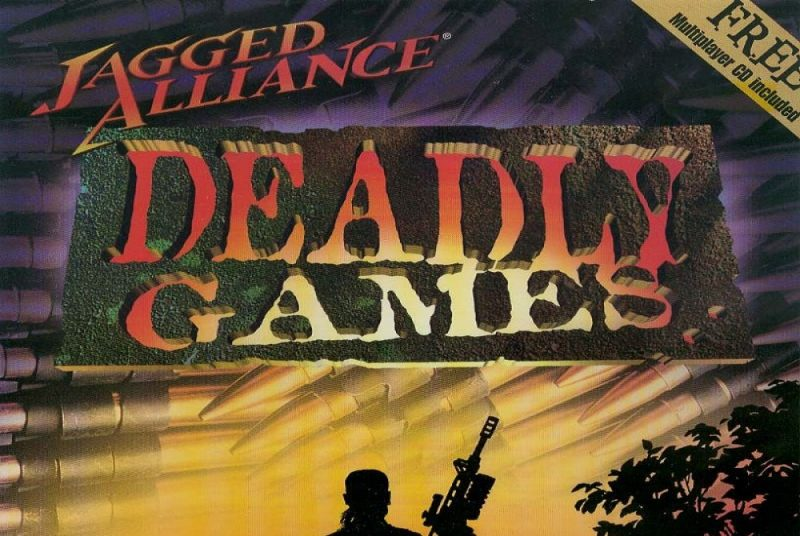 Jagged Alliance Deadly Games Free Download