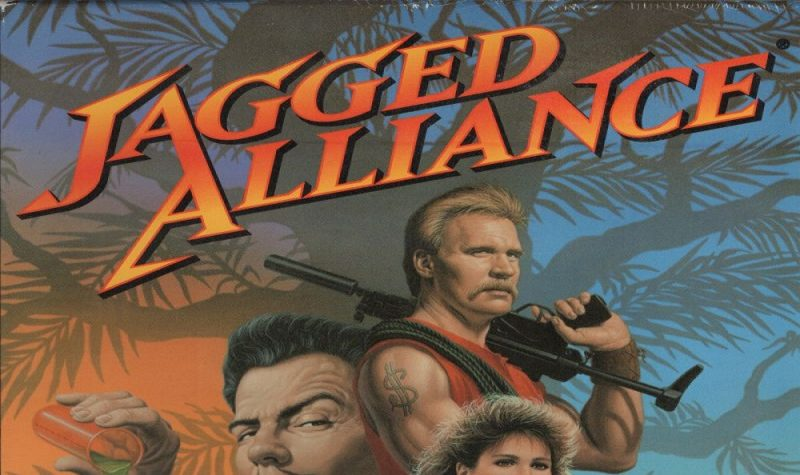 Jagged Alliance Free Download