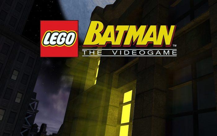 LEGO Batman The Videogame Free Download