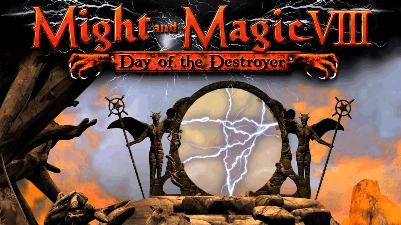 Might And Magic Viii Day Of The Destroyer Free Download Gametrex