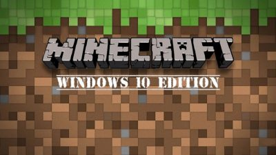 Minecraft Windows 10 Edition Free Download