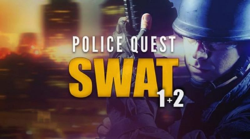Police Quest SWAT 1+2 Free Download