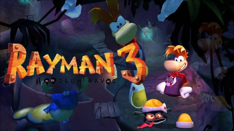 Rayman 3 Hoodlum Havoc Free Download