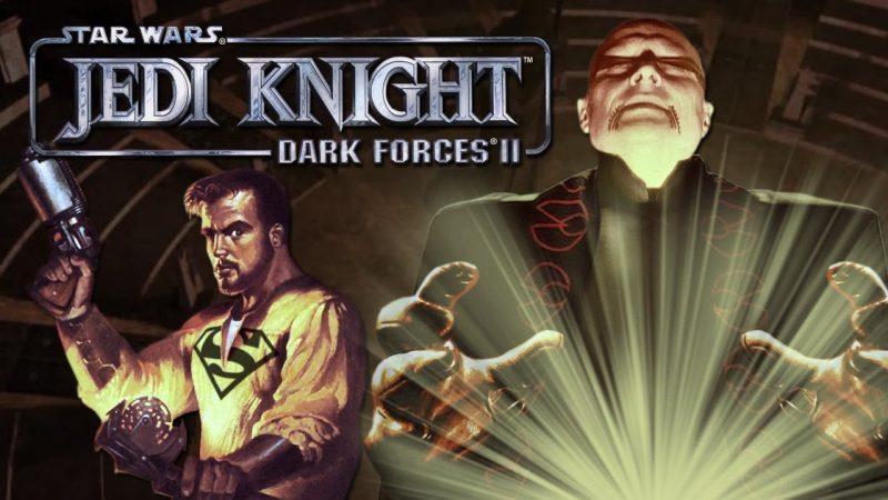 Star Wars Jedi Knight Dark Forces II Free Download