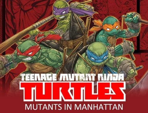 Teenage Mutant Ninja Turtles: Mutants in Manhattan Free Download