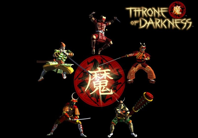 Throne of Darkness Free Download