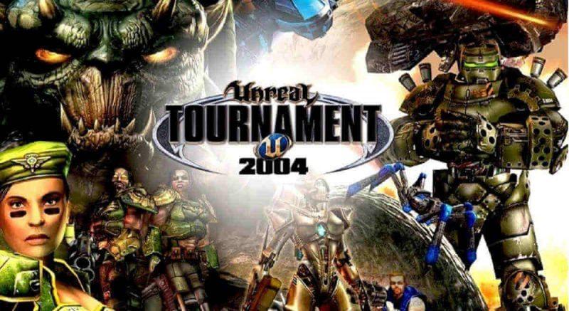 Unreal tournament 2004 free download.