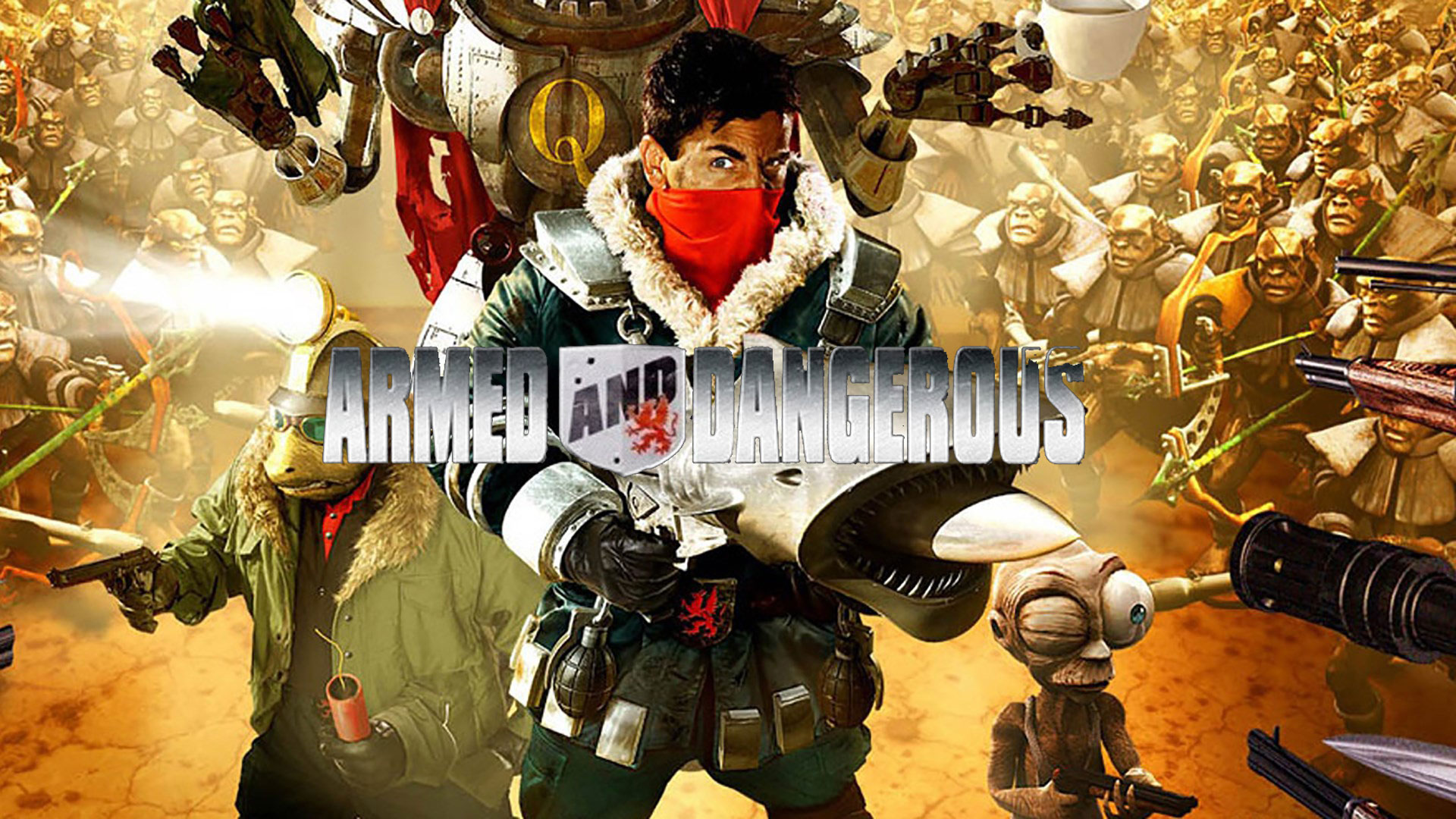 Armed and Dangerous Free Download