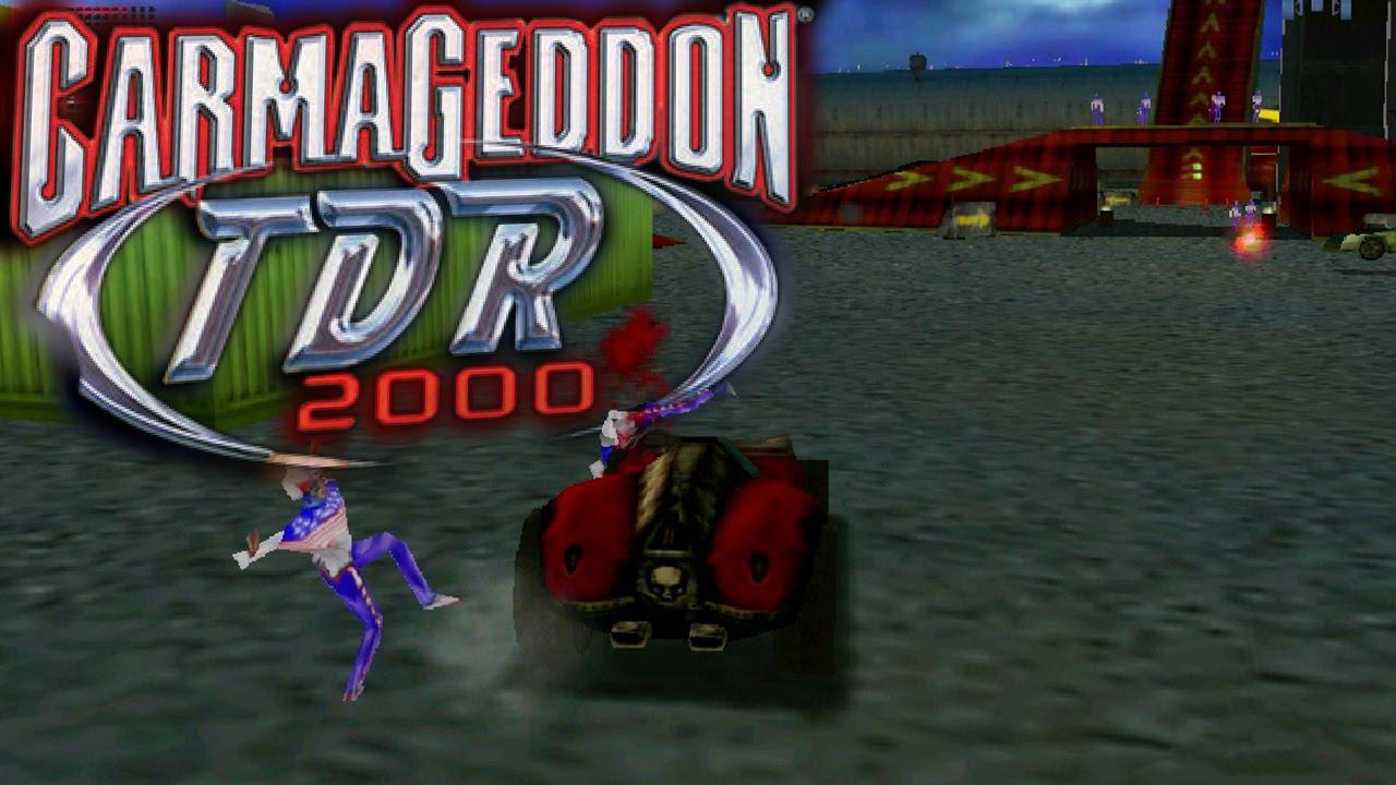 Carmageddon TDR 2000 Free Download