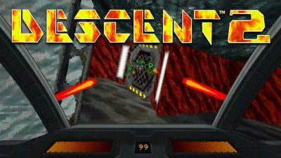 Descent II Free Download