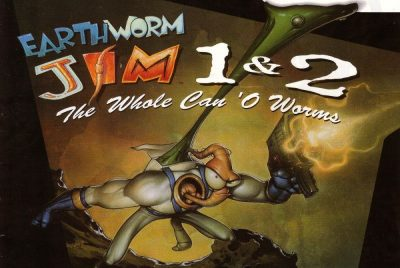 Earthworm Jim 1+2 The Whole Can 'O Worms Free Download