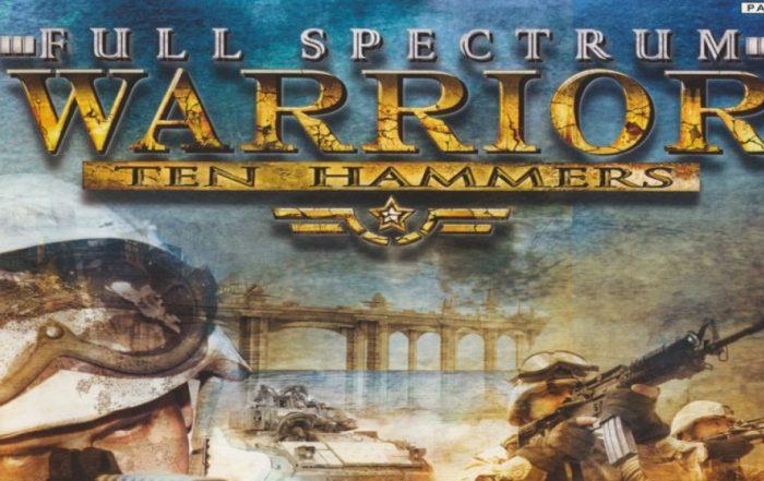 Full Spectrum Warrior Ten Hammers Free Download