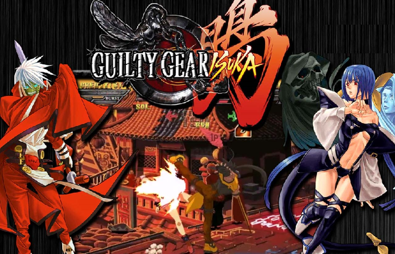 Guilty Gear Isuka Free Download