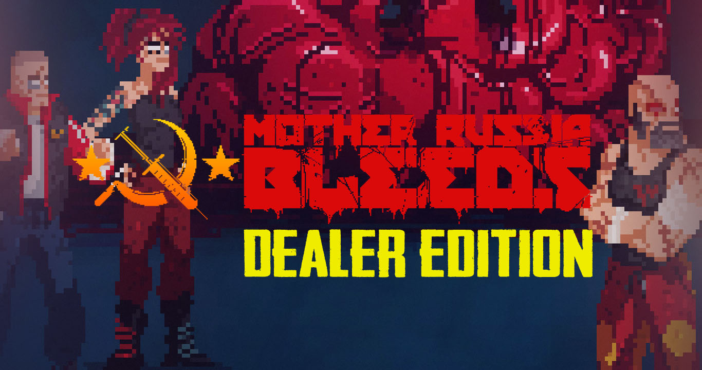 Mother Russia Bleeds Dealer Edition Free Download