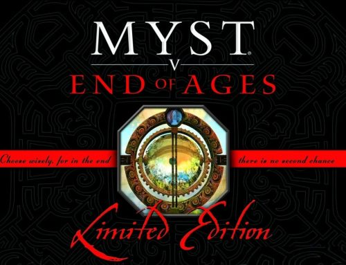 Myst V: End of Ages Limited Edition Free Download