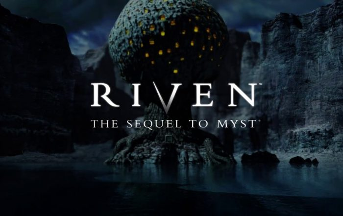 Riven The Sequel to MYST Free Download