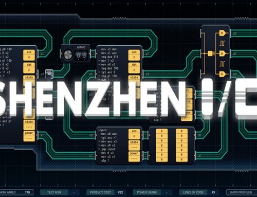 SHENZHEN I/O Free Download
