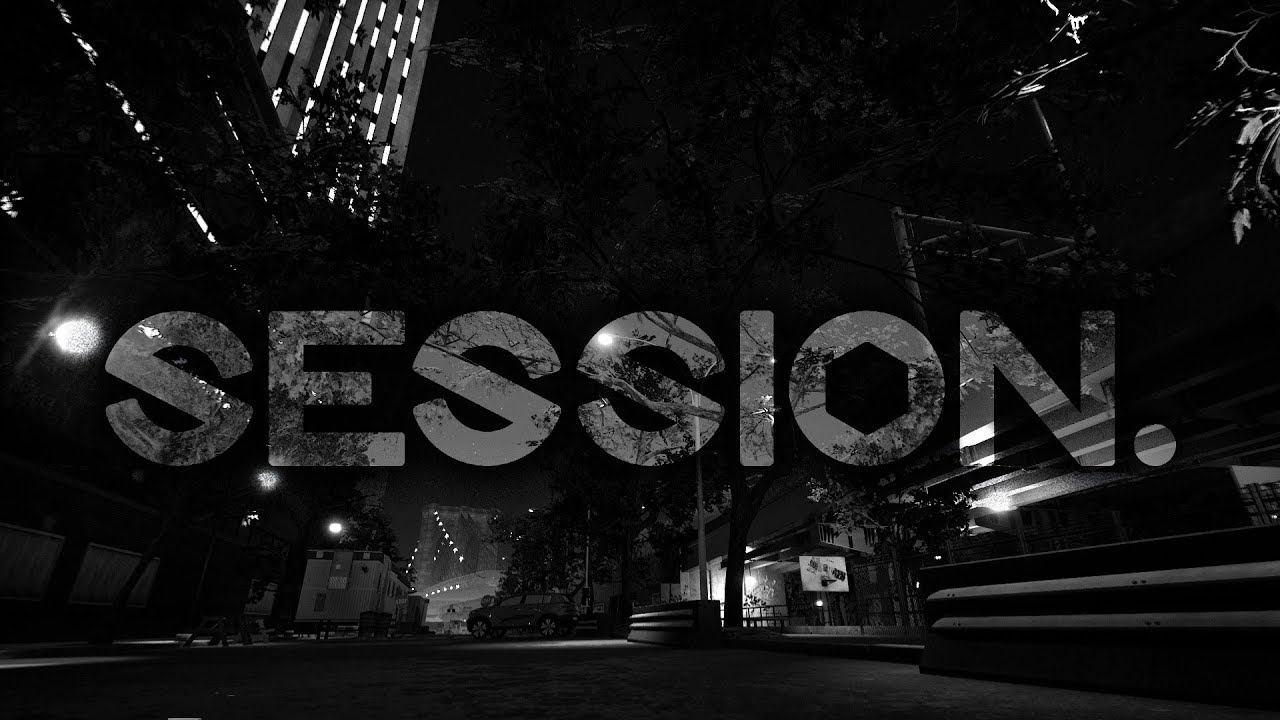 Session Skateboarding Sim Game Free Download
