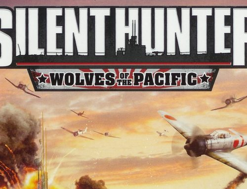 Silent Hunter 4: Wolves of the Pacific Free Download