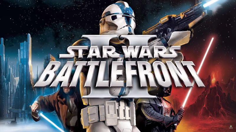 Star Wars Battlefront II (2005) Free Download