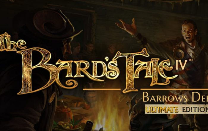 The Bard's Tale IV Barrows Deep Ultimate Edition Free Download