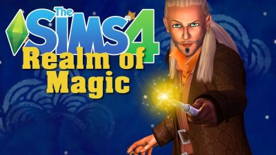 The Sims 4 Realm of Magic Free Download