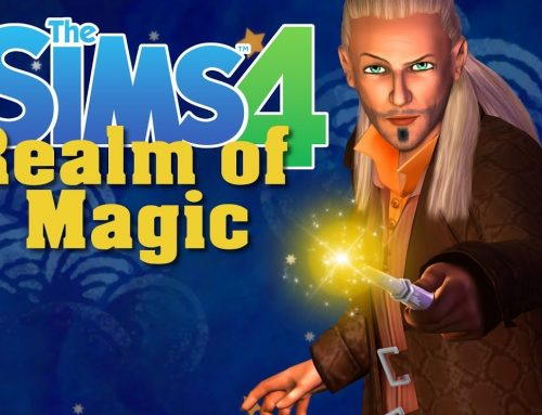 The Sims 4: Realm of Magic Free Download