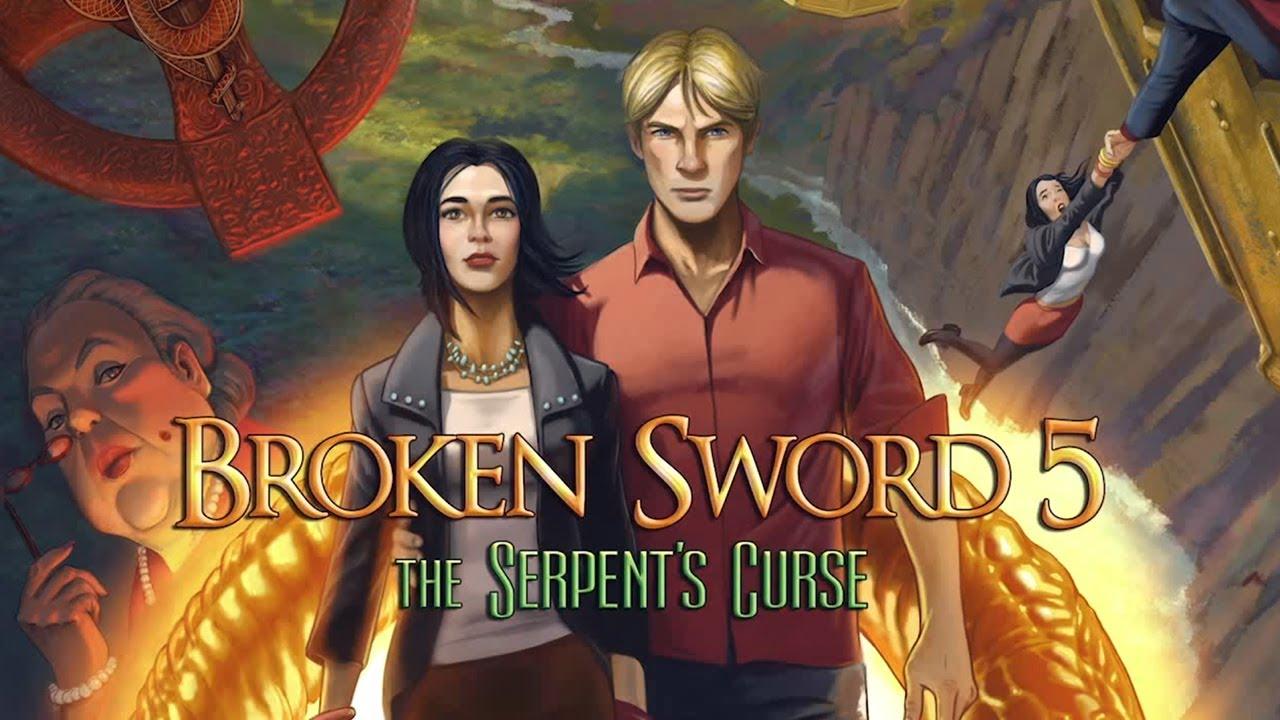 Broken Sword 5 The Serpent's Curse Free Download