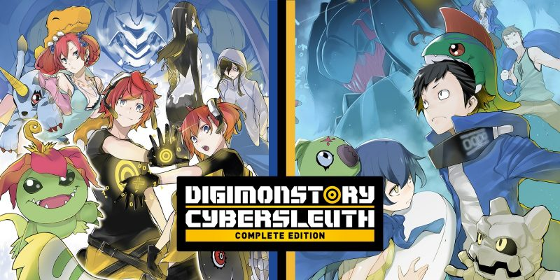 Digimon Story Cyber Sleuth Complete Edition Free Download