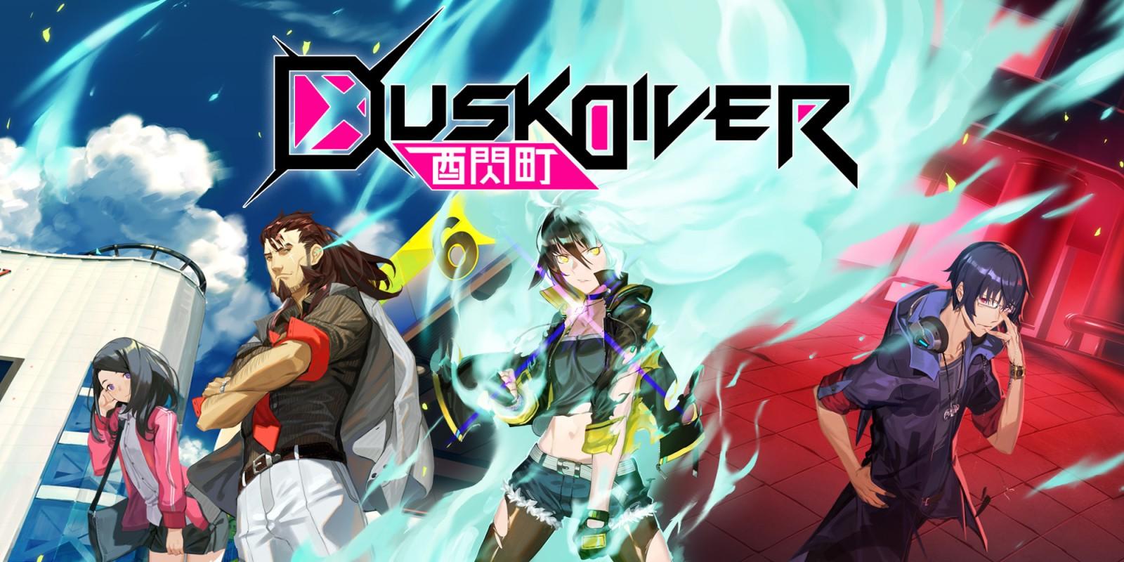 Dusk Diver Free Download