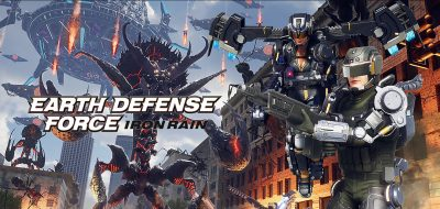 Earth Defense Force Iron Rain Free Download