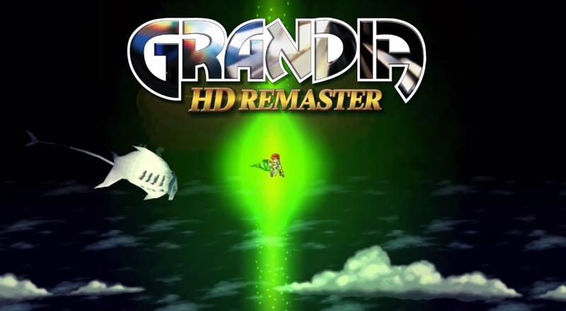 GRANDIA HD Remaster Free Download