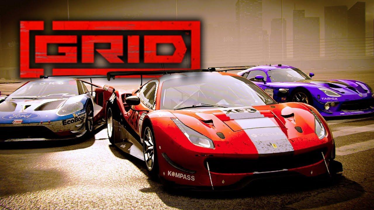 GRID Free Download