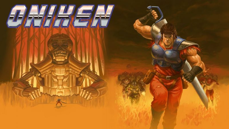 Oniken Free Download