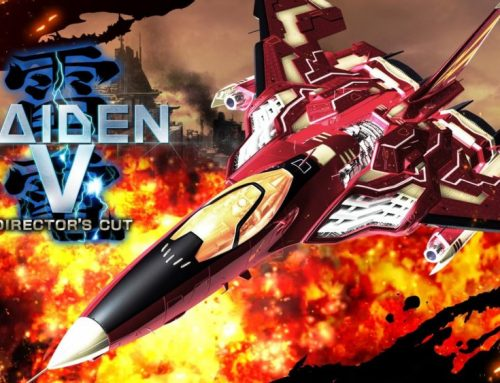 Raiden V: Director's Cut Free Download
