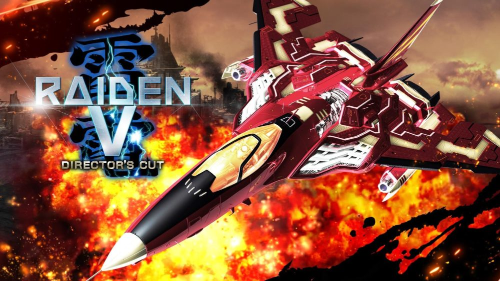 Raiden V Director's Cut Free Download