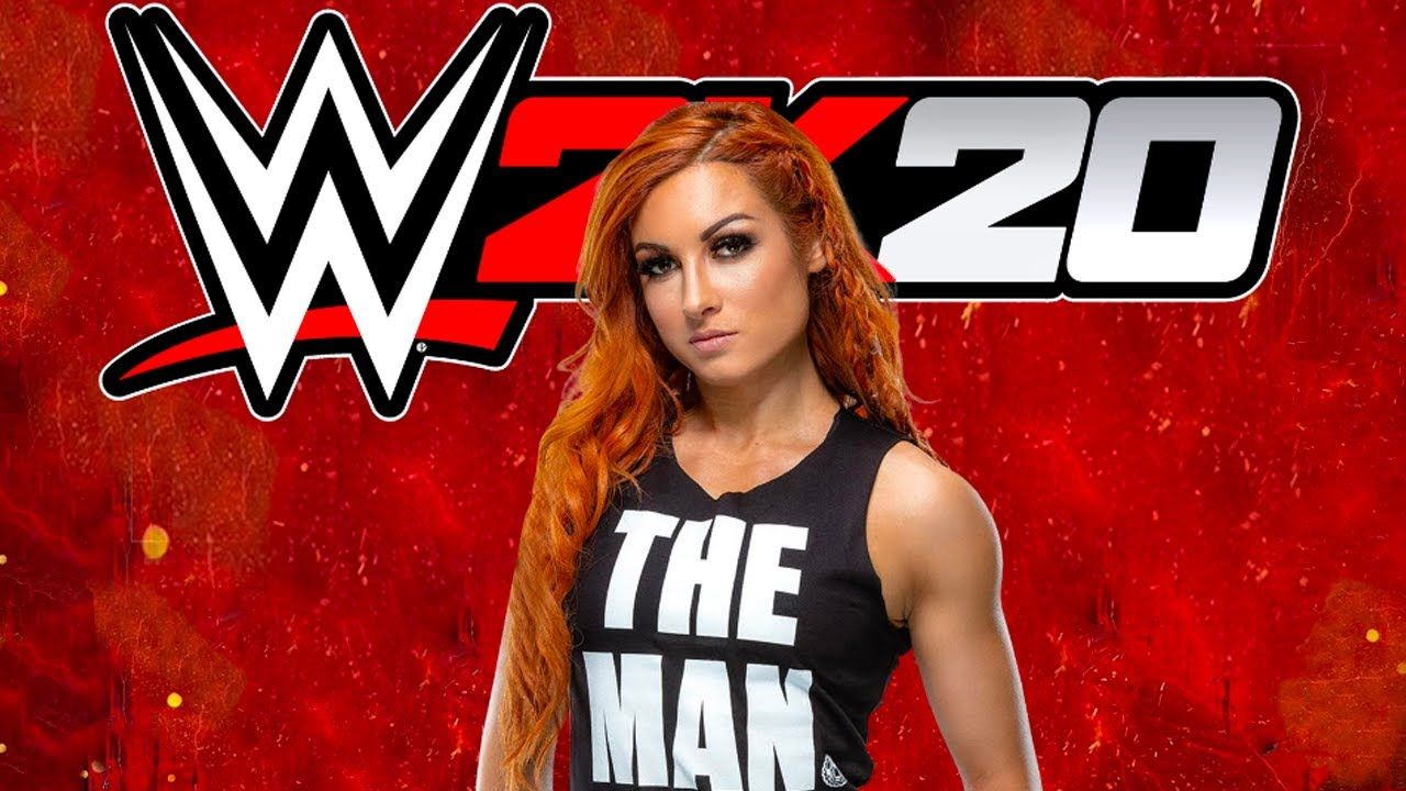 WWE 2K20 Free Download