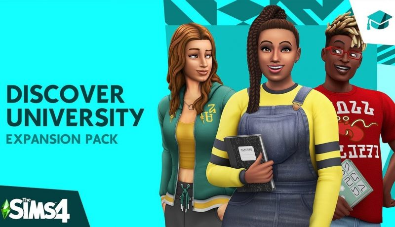 The Sims 4 Discover University Free Download