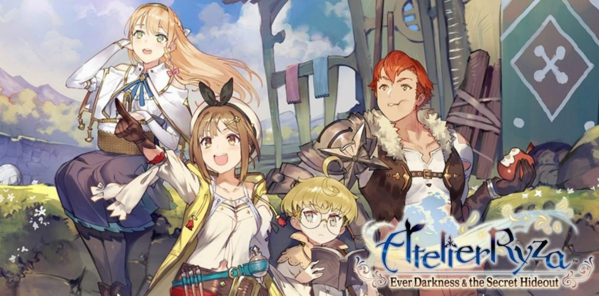Atelier Ryza Ever Darkness & the Secret Hideout Free Download